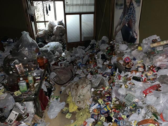 ゴミ屋敷整理