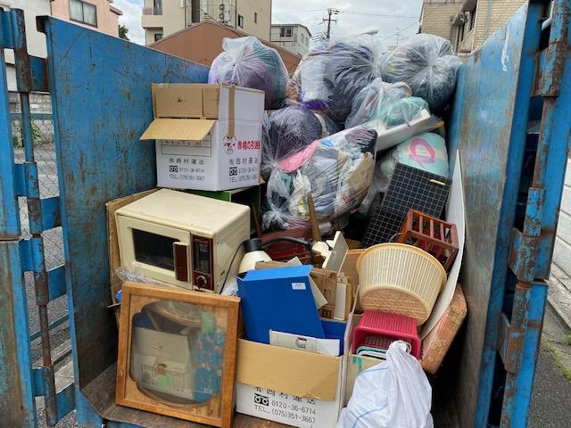 一般廃棄物運搬業者による委託