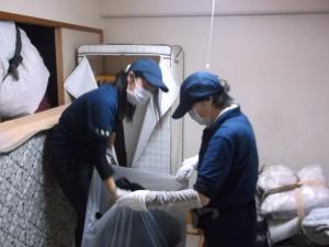 女性スタッフ②