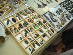 昆虫アクセサリー2