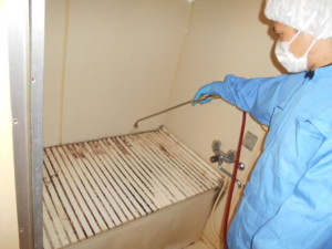 浴室殺菌消臭