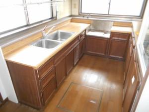 キッチン整理後