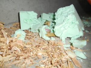 床下のゴミ1