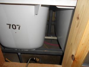 ゴキブリ対策床下のMC処理2