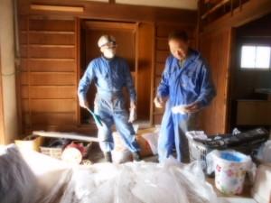 床下清掃4