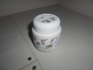 ゴキブリとコバエを寄せ付けないデサピア洗面収納内