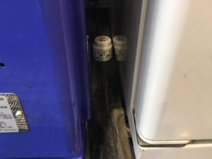 自動販売機周辺のゴキブリ対策