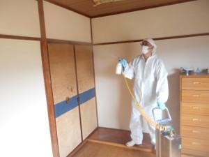 滋賀県T町殺菌消臭3